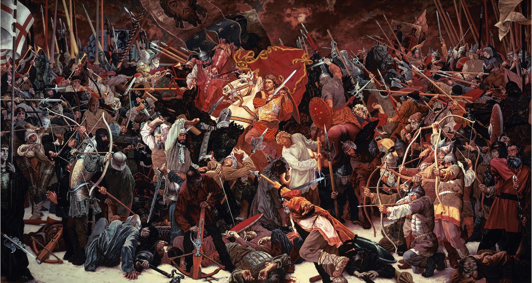 Андрей Ваджра. Путь зла. Запад. Матрица глобальной гегемонии