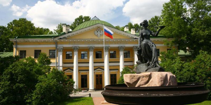 Военно - медицинская академия города санкт-петербурга Реакция манту Тёплый Стан